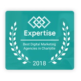 Expertise - Best Digital Marketing Agency in Charlotte badge