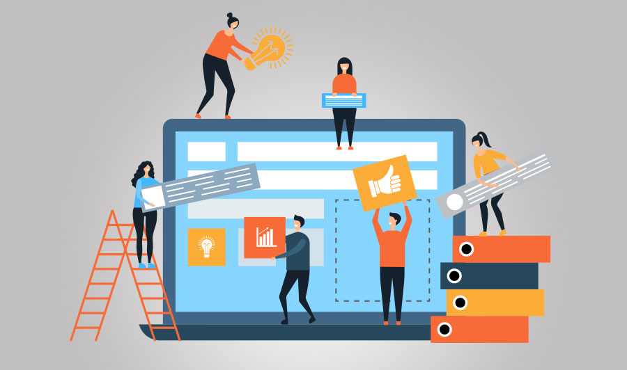 tips for launching a large website